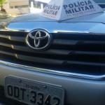 Carangola - Policia Militar efetua prisão por receptação.
