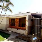Casa do Aconchego está sendo reformada.