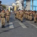 """Manhuaçu-7 de setembro é comemorado com o tema """"Sustentabilidade – O Planeta pede passagem""""."""