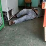 Homem é executado com três tiros em Manhumirim.