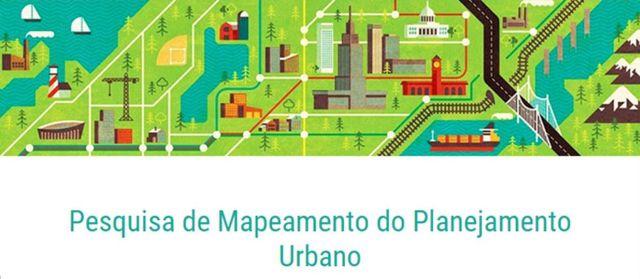 Pesquisa Planejamento Urbano