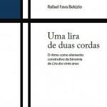 Rafael Fava Belúzio lança livro de ensaio.