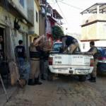 Em Tombos: Polícia Civil cumpre mandados de busca e apreensão.