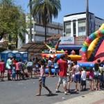 Manhuaçu - Dia das Crianças terá rua de lazer.