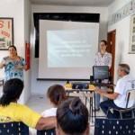 Projeto Conceito de Família: CAPS Manhumirim reúne-se com parentes de usuários.