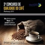 Manhuaçu vai premiar os melhores cafés do município.