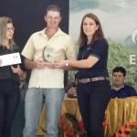 II Concurso de Qualidade do Café de Luisburgo.