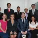 Alex Barbosa de Matos é reeleito presidente da OAB Manhuaçu.