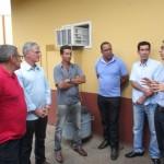 Luisburgo-Agricultura acompanha COORPOL em visita à exportadora de café.