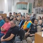 Menbros do CONSEP de Carangola tomaram posse no dia 29 de outubro de 2015.