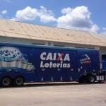 Caminhão da Sorte em Manhumirim: programação de sorteios começa nesta Segunda-feira.