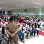 PROERD forma 72 alunos em São Francisco do Gloria.