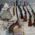 Porte ilegal de arma de fogo em Orizânia.