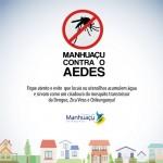 Manhuaçu monta operação de guerra contra o Aedes Aegypti.