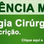 Hospital do Câncer de Muriaé abre vaga para Residência Médica em Cancerologia Cirúrgica.