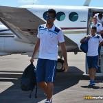 Cruzeiro desembarca em Muriaé para partida contra o Tombense.