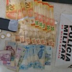 PM prende autor por tráfico ilícito de drogas em Carangola.