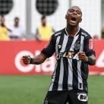 Com show de Robinho, Atlético goleia Tombense pela 6ª rodada do Campeonato Mineiro 2016.