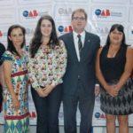 Diretoria da OAB Manhuaçu empossa Comissão da Mulher Advogada.