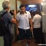 Fluminense chega a Muriaé para enfrentar o Tombense.