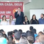 Martins Soares recebe etapa do projeto OAB vai à Escola.