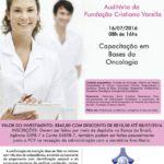 Curso de Capacitação em Bases da Oncologia.