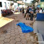São Francisco do Glória: homem é executado com pelo menos 6 tiros nesta segunda.