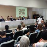 Polícia Civil realizou o 1º Seminário sobre o Enfrentamento à Violência contra o Idoso em Juiz de Fora.