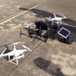 """Polícia Civil realiza reunião para entrega oficial de drones do """"Projeto Monitoramento Aéreo""""."""