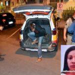 Mulher  é morta por ex-companheiro a tiros em Divino; autor foi preso em flagrante.