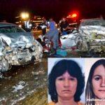 Duas pessoas morrem e 6 ficam feridas em acidente na BR-116.