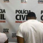 Polícia Civil cumpre três mandados de prisão em Leopoldina.