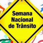 75ª CIA PM – PM de Carangola realiza atividades na comemoração da Semana Nacional de Trânsito 2016.