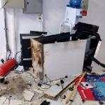 Bandidos explodem caixa eletrônico em São Francisco do Glória.