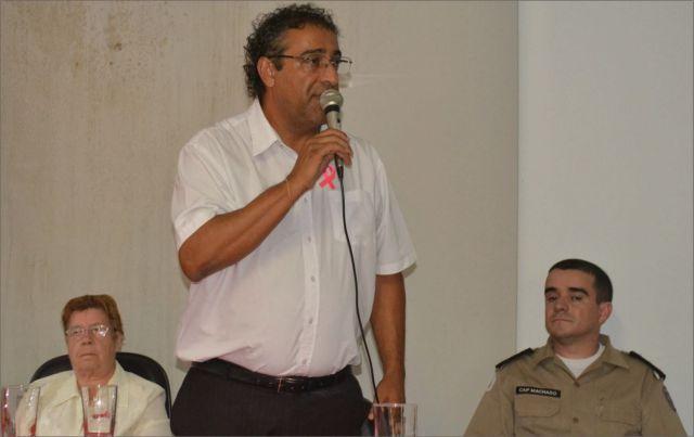 Ronaldo Lopes assume a direção da Gerência Regional de Saúde.