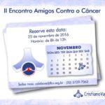 II Encontro Amigos Contra o Câncer.
