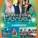 Caranga Fantasy - Carangola Tenis Clube.