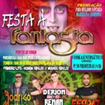 Festa a fantasia - TESC CLUB - Tombos MG.