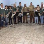 Escola de Música Maria da Conceição Silva realiza apresentação Natalina.