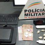 Tráfico ilícito de drogas.