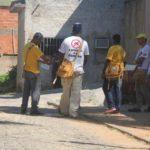 Carangola-Mutirão de Limpeza no combate ao mosquito Aedes aegypti.