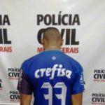 PCMG cumpre mandado de prisão em Leopoldina.