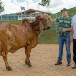Produtor paulista visita as Fazendas do BASA e fala sobre ampliar a parceria.