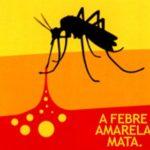 Novo caso de febre amarela em humanos é investigado em Carangola.