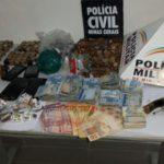 """Operação """"Além Segura"""" é deflagrada em Além Paraíba."""