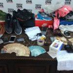 PCMG elucida casos de golpe por telefone em Juiz de Fora.