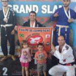 Policiais  Militares de Carangola são campeões em Campeonato Internacional de Jiu-Jitsu.