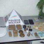 75ª CIA PM: PM de São Francisco do Glória prende família inteira por tráfico de drogas na zona Rural.