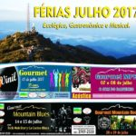 Serra do Caparaó repleta de atrações para as férias de julho.