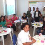 Manhuaçu-Curso de Artesanato de Bordados e Pedraria é realizado no CRAS